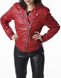 Alyssa Diaz Ben 10 Alien Swarm Elena Validus Leather Jacket