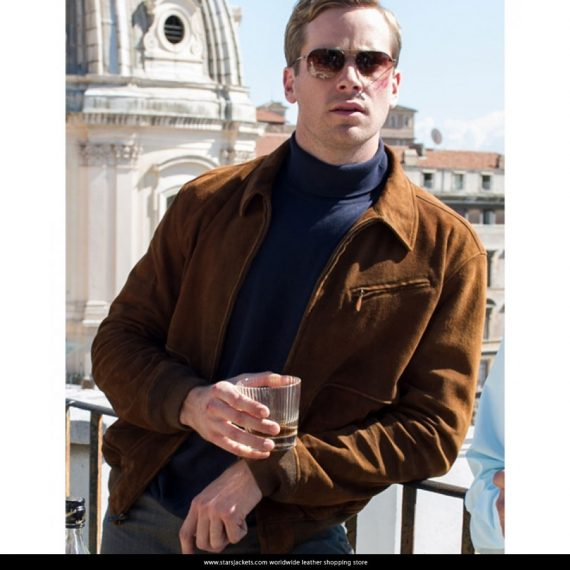 Armie Hammer The Man From UNCLE Brown Illya