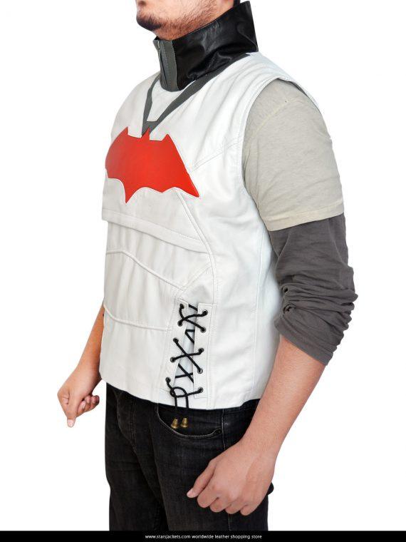 Batman Arkham Knight Hood Jacket And Vest
