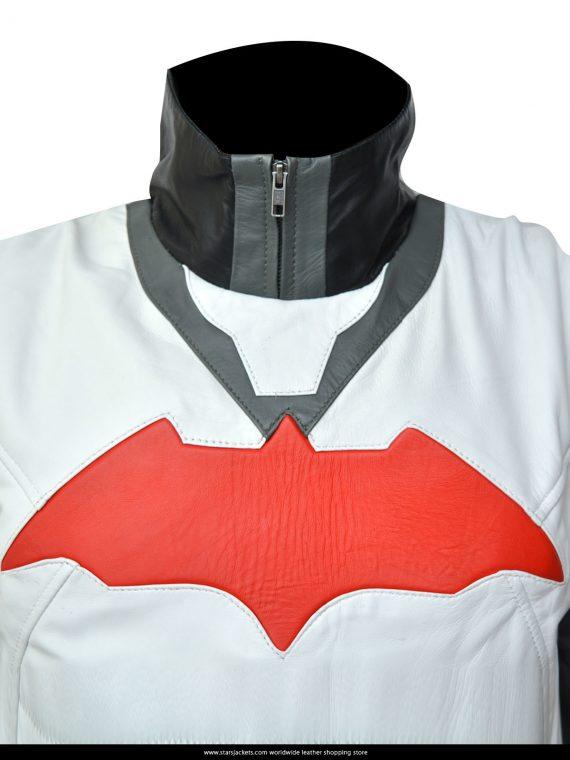 Batman Arkham Knight Hood Jacket & Vest