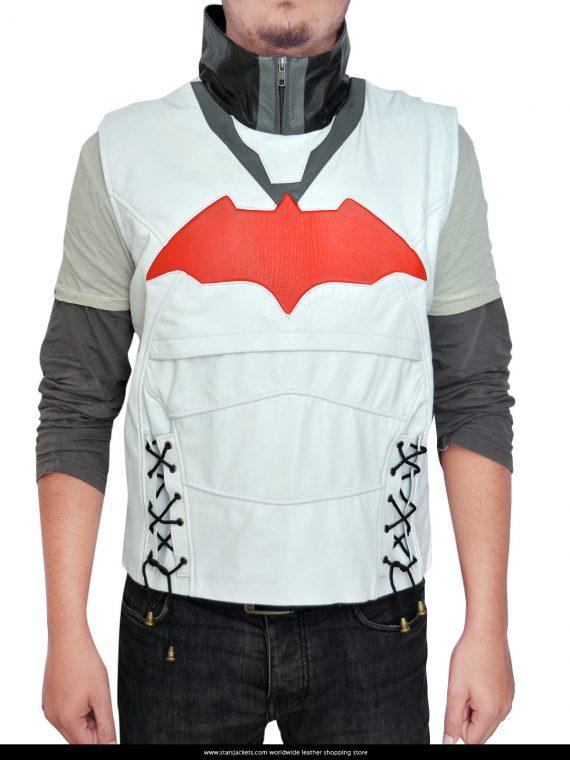 Batman Arkham Knight Hood Jacket & Vests