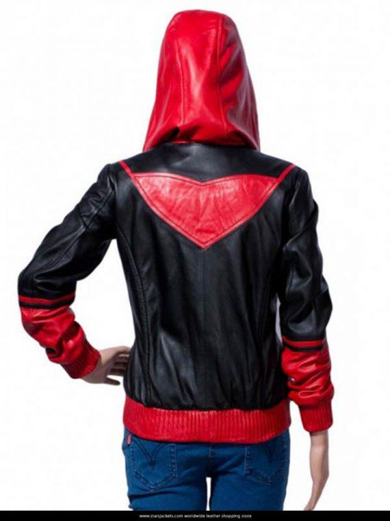 Batwoman Katherine Kane Hoodie Leather Jackets