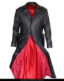 Blade Wesley Snipes Trench Black Coats