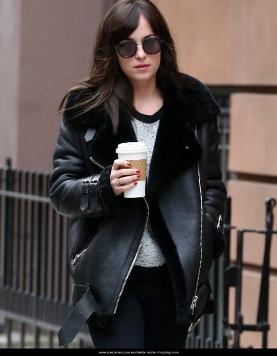 Dakota Johnson Women Jacket