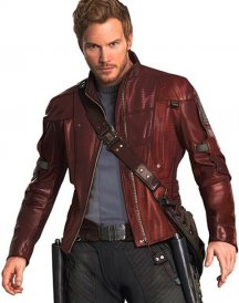 Guardian Of The Galaxy Jacket Star Lord