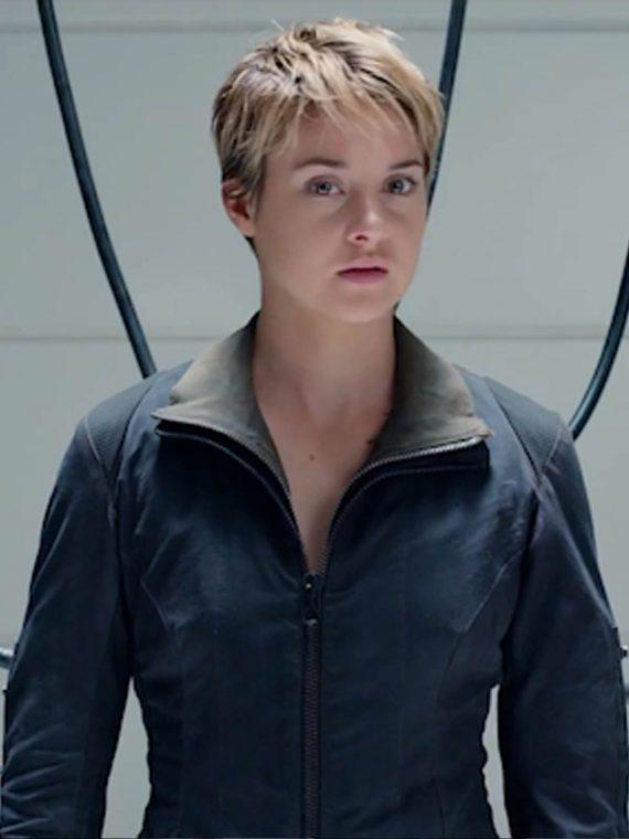 Insurgent 2015 Movie Shailene Woodley Jackets