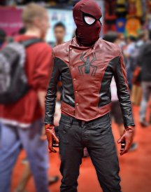 Peter Parker Last Stand Spiderman Jacket