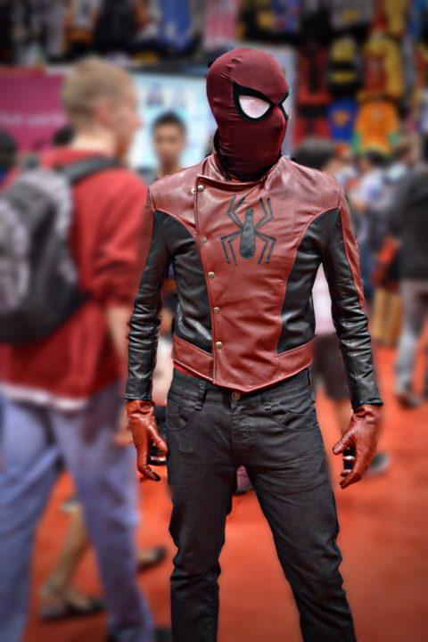 Peter Parker Last Stand Spiderman Jacket