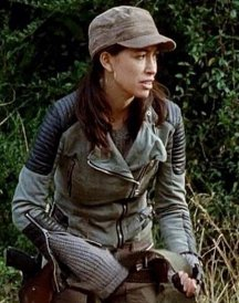 Rosita Espinosa Walking Dead Season 5 Christian Jacket