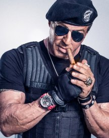 The Expendables 3 Sylvester Stallone Vest