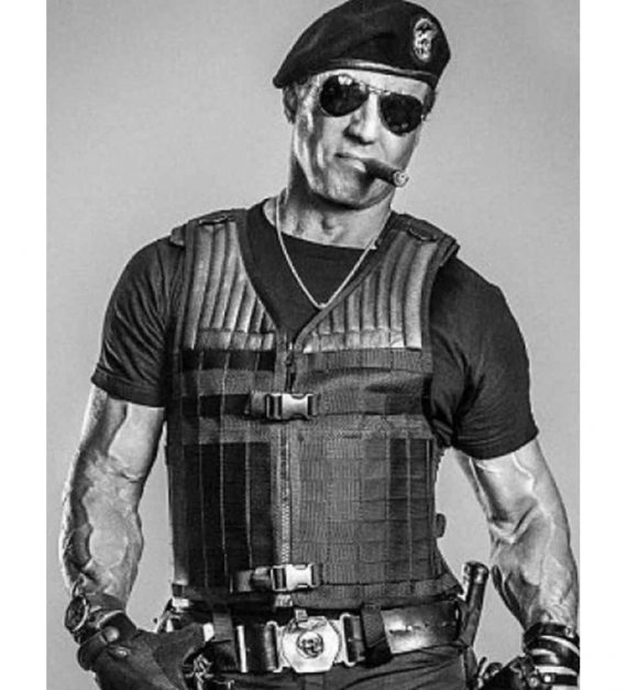 The Expendables 3 Sylvester Stallone Vests