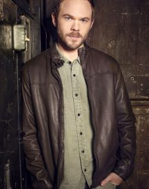 The Following Mike Weston Leather Jacket