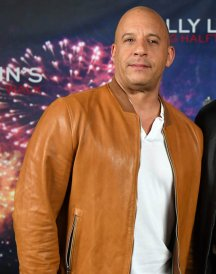 Vin Diesel Billy Lynn Long Halftime Walk Jackets