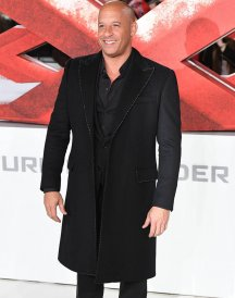 Vin Diesel Paramount xXx Return Xander 3 Movie Premiere Coat