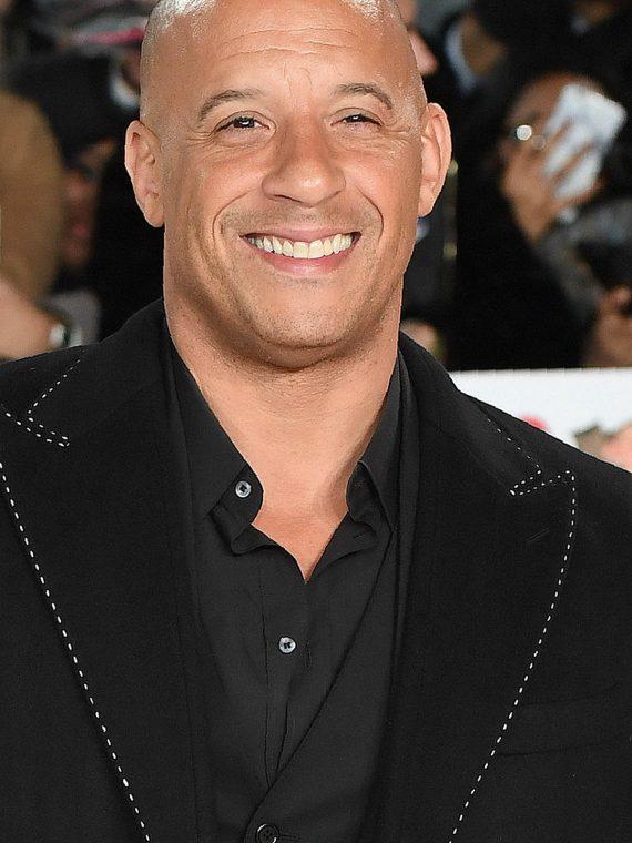 Vin Diesel Paramount xXx Return Xander 3 Premiere Coat