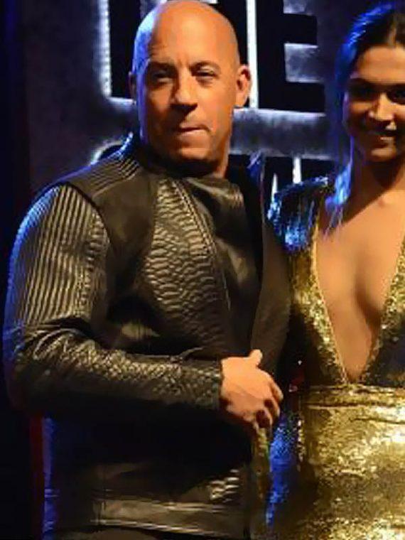 Vin Diesel xXx 3 Movie Premiere Crocodile Jackets