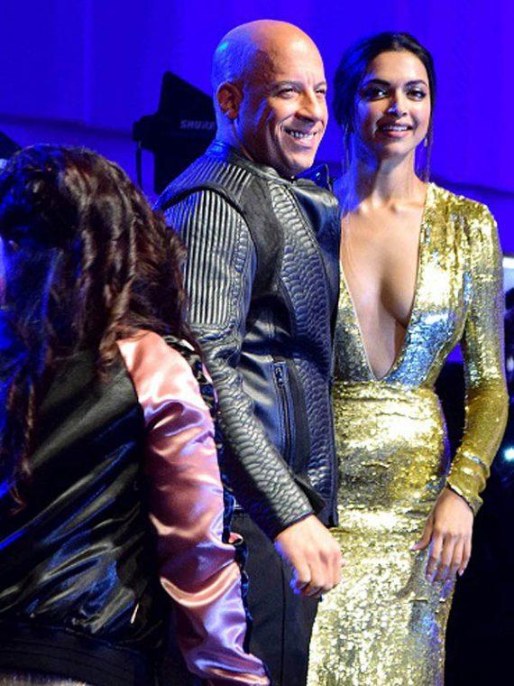 Vin Diesel xXx 3 Movie Premiere Jacket