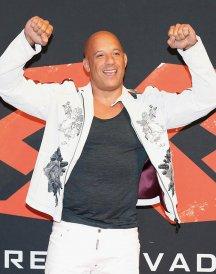 Vin Diesel xXx Return Xander Cage World Premiere Jacket
