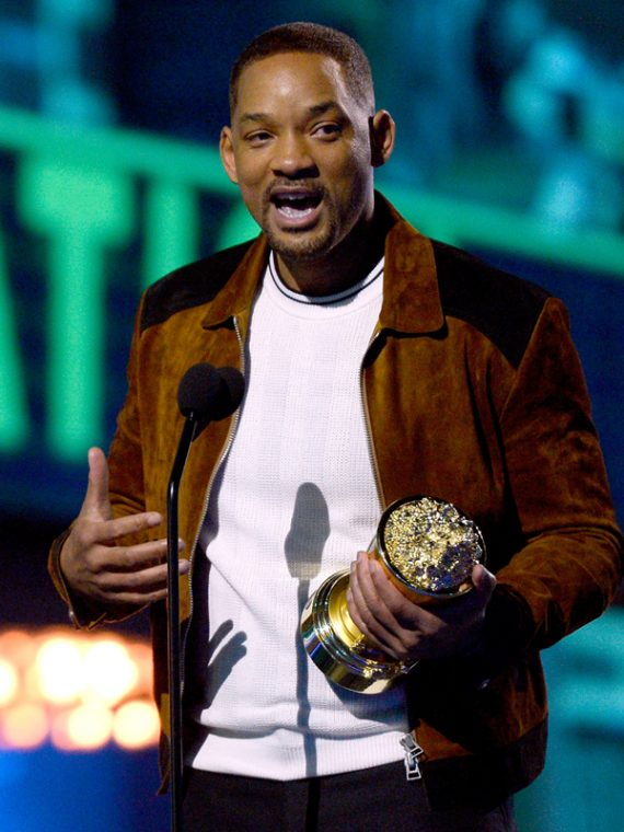 Will Smith Suicide Squad MTV Awards Show Jacket