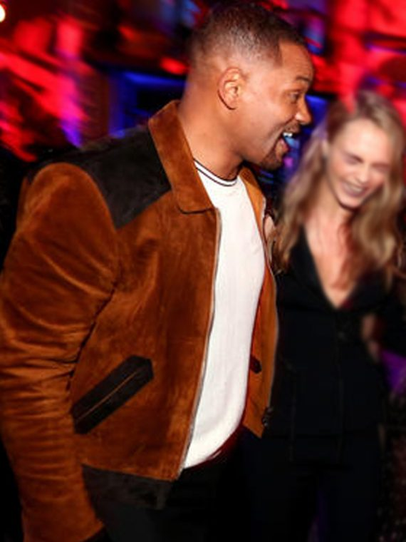 Will Smith Suicide Squad MTV Awards Show Jackets