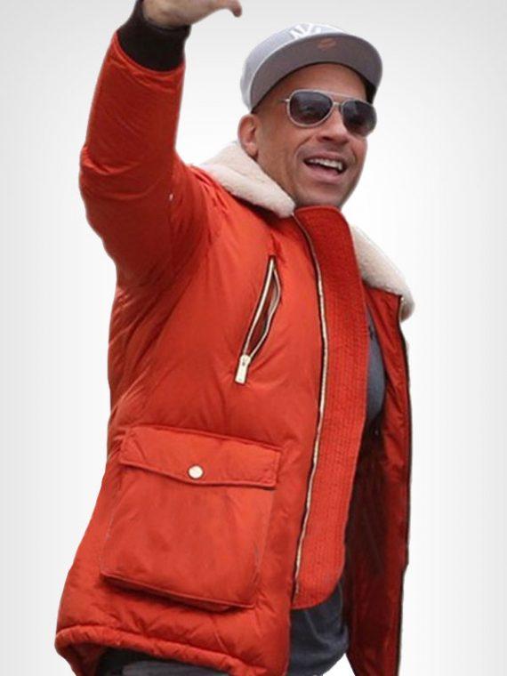 Xxx The Return Of Xander Cage Vin Diesel Jacket