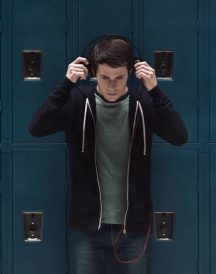 13 Reasons Why 2017 Clay Jensen Hoodie Jacket