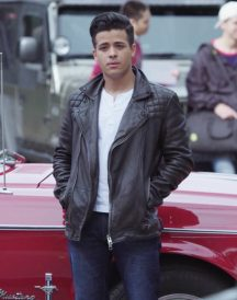 13 Reasons Why 2017 Tony Padilla Leather Jacket