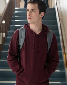 13 Reasons Why Hoodie - Clay Jensen Jacket