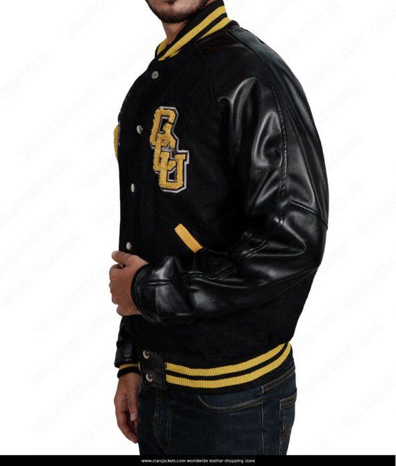 Cyborg-Justice-League-Varsity Jacket