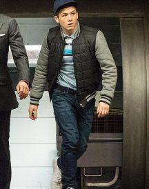 Gary Eggsy Unwin Kingsman 2 Taron Egerton Jacket