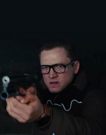 Gary Eggsy Unwin Kingsman 2 The Golden Circle Taron Egerton Coat
