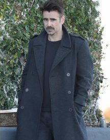 John McBurney The Beguiled Colin Farrell Hangs Out Coat