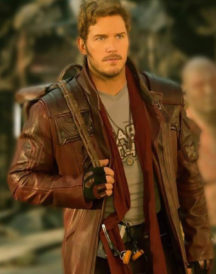 Star Lord 2 Guardians of The Galaxy 2 Coat