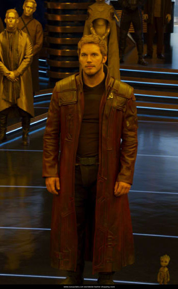 Star Lord Guardians of The Galaxy Vol 2 Coat