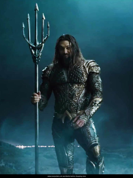 Aquaman Justice League Costume