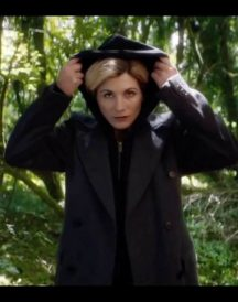 Doctor Who Women Jodie Whittaker Coat