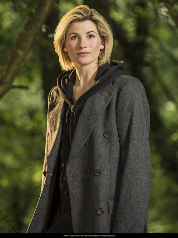 Jodie Whittaker Female Doctor Who Coat
