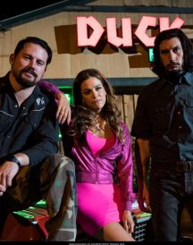 Logan Lucky Sylvia Harrison Pink Jacket