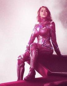 Costume Pink Rangers Naomi Scott Kimberly Jacket