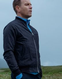 Ewan-Mcgregor-Jacket in T2 Black Trainspotting
