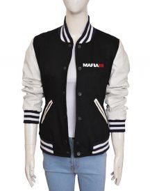 Mafia Varsity Bomber Jacket