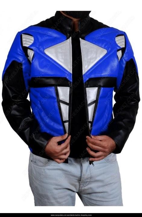 Rj cyler power rangers jacket
