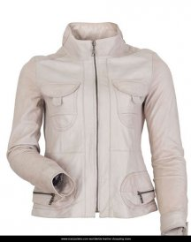 Vitória-Sporty-Womens-White-Leather-Motorcycle-Biker-Jackets1 (2)