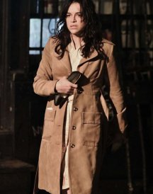michelle rodriguez the assignment Coat