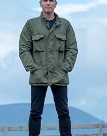 robert carlyle in t2 trainspotting Green Leather jackets