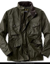 Barbour Sapper Field Jacket