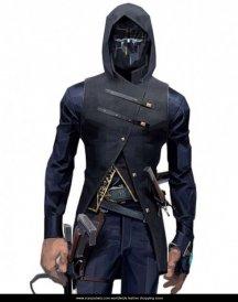 Dishonored 2 Corvo Attano Hoodie Vest