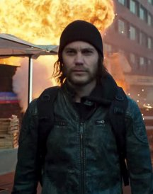 Dylan O'Brien American Assassin Black Jacket