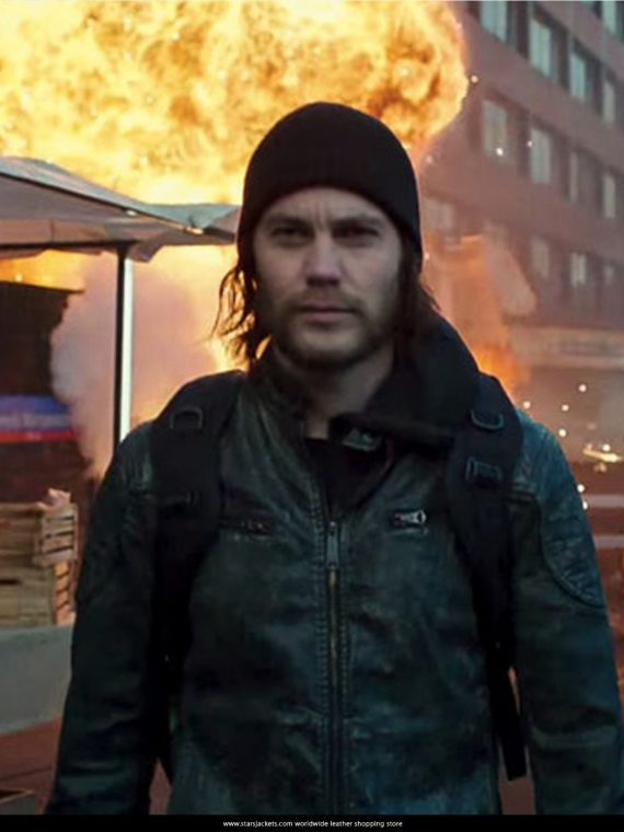 Dylan O'Brien American Assassin Black Jacket