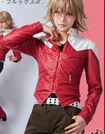 Tiger and Bunny Cosplay Barnaby Brooks Jacket